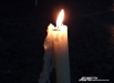 Свеча — главный символ акции