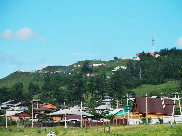 Посёлок Култук