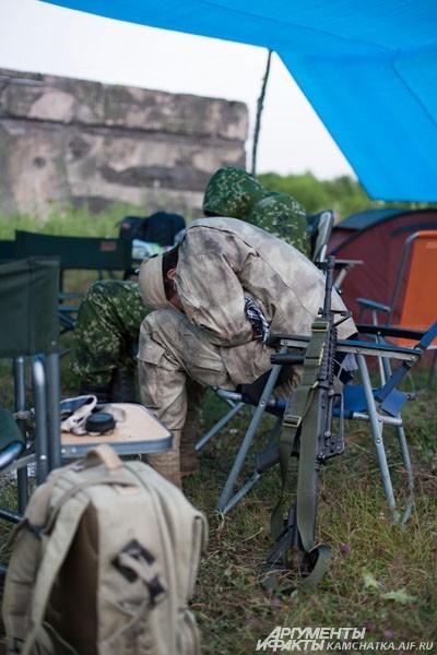 Солдат спит –  служба идёт
