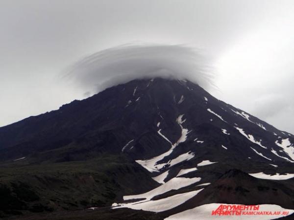 Сосед Авачинского — вулкан Корякский