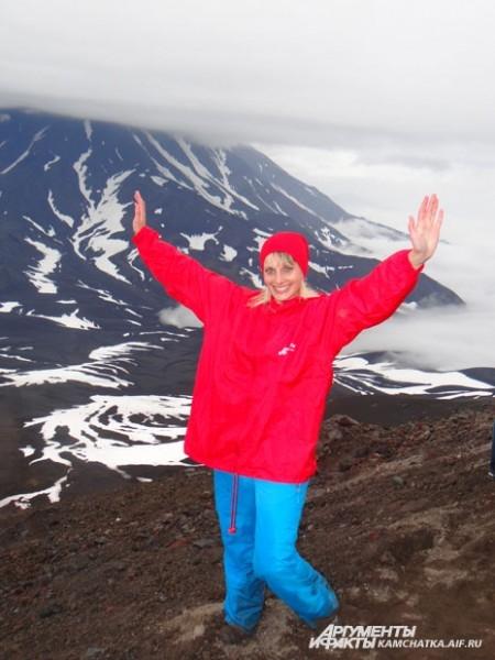 Покорить Авачинский вулкан пытался и корреспондент «АиФ-Камчатка»