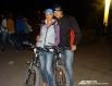 К батарее Максутова люди приезжали на автомобилях, шли пешком, ехали на велосипедах…