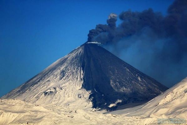Дыхание вулкана