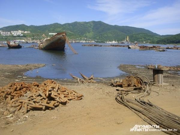 Утопить корабли было несложно, но специальных устройств для их подъёма не предусмотрели