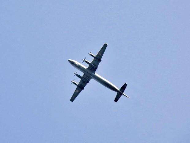 Противолодочные самолёты отрабатывали навыки прохождения заданного курса над безориентирной местностью