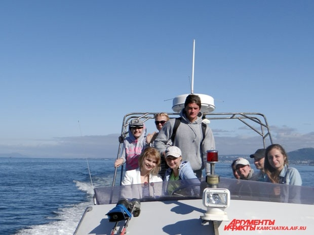 Морские путешественники