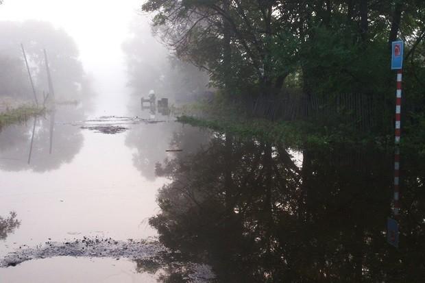 Вместо дорог —реки