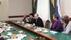 Вдовы погибших шахтеров встретились с премьер-министром России Владимиром Путиным.
