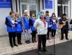 Кемеровские автолюбители благодарили Яйчан за теплый прием