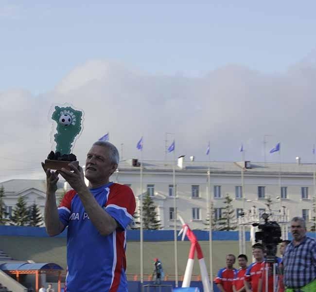 Александр Галибин получил приз