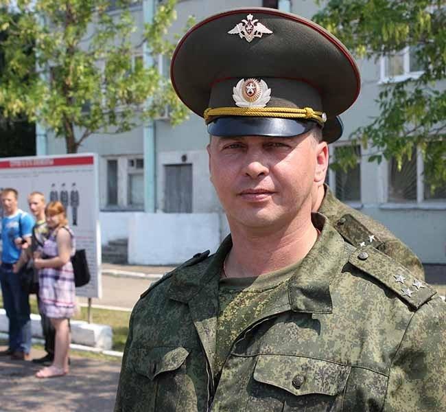 Начальник отдела призыва областного военкомата Андрей Марьяновский