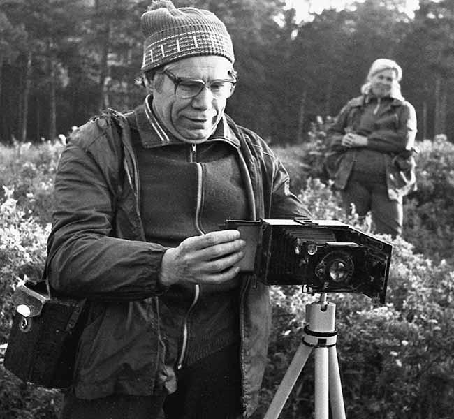 Фотограф. 1982