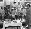 Пионерский лагерь. 1990