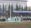 Гуляния на Площади Советов продолжались целый день