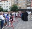 Кемеровчане пришли зажжечь свечи памяти