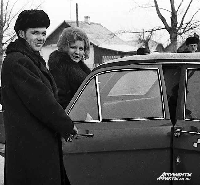 Женится мастер-взрывник шахты «Зиминка» . 1970-е годы