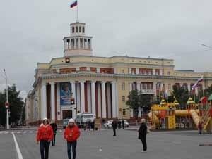 Как в Кемерово отмечали День шахтера