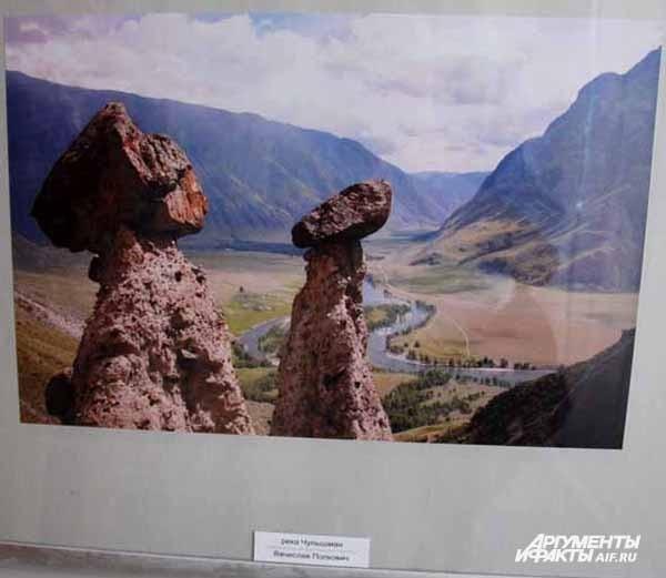 Новокузнецк. Фотовыставка «Человек иприрода»