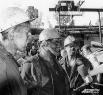 Изархива Прокопьевского рудника. Горняки шахты «Зиминка».  1990-е годы