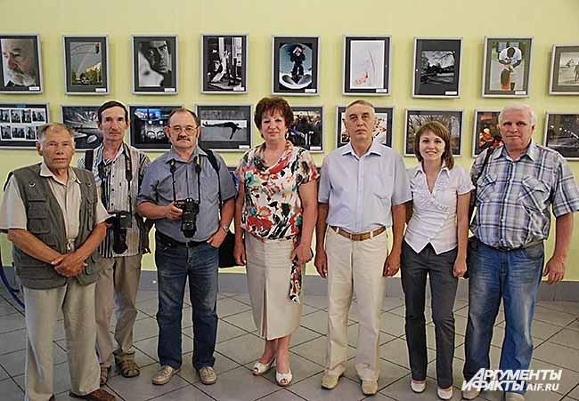 Киселевск. Фотовыставка «Акценты». Организаторы