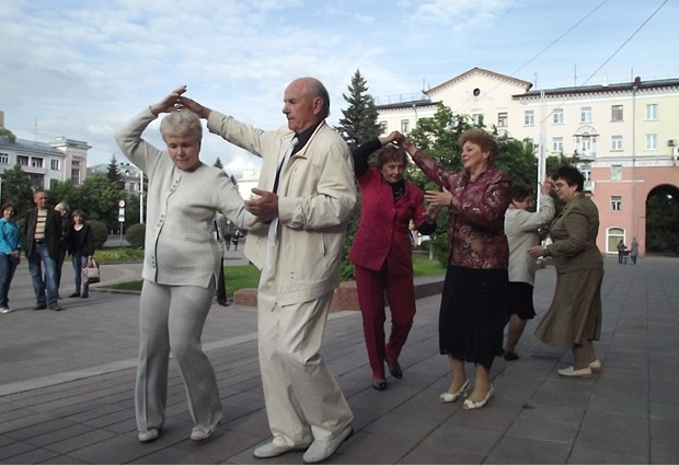 Духовые оркестры работают в большинстве районов города