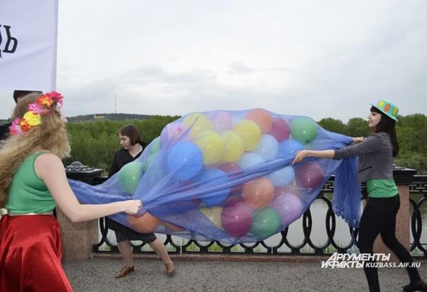Свободу воздушным шарам!
