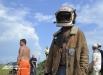 Хакасскому Космонавту в 30-градусную жару в фуфайке и шлеме было жарковато