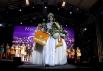 Ведущий объявил победительницей Екатерину Бондаренко