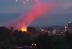 Зону запуска салюта оцепили – много огня, много опасности
