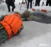 Чтобы дождаться помощи, у человека, провалившегося под лёд, есть только 10-15 минут. За четверть часа в воде температурой 4°С наступит смертельное переохлаждение