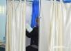 В избирательной кабинке никто не помешает