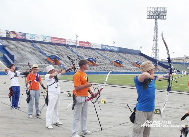 Кузбасским мужчинам на этих соревнованиях в призеры пробиться не удалось