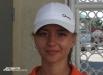 Юлия Букреева (Новокузнецк) - золотой призер женского турнира по стрельбе из блочного лука