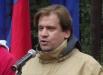 Приветственное слово Алексея Зеленина - начальника департамента молодежной политики и спорта. На следующий день его назначат заместителем губернатора