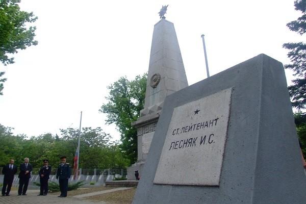 В Венгрии 9 мая почтили память советских солдат