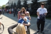 В Краснодаре торжественно открыли велосезон-2013