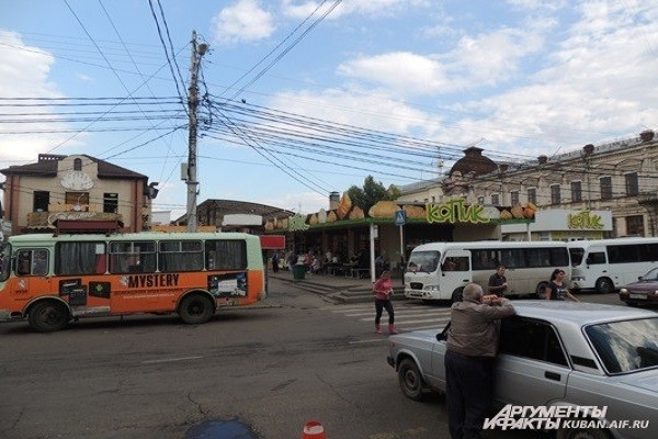 Кооперативный рынок. Фото: Алина Менькова