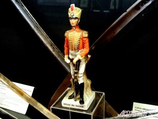 Экспозиция оружия Наполеона