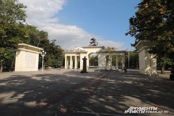 Памятник бюст Г.К.Жукову. Фото: Алина Менькова