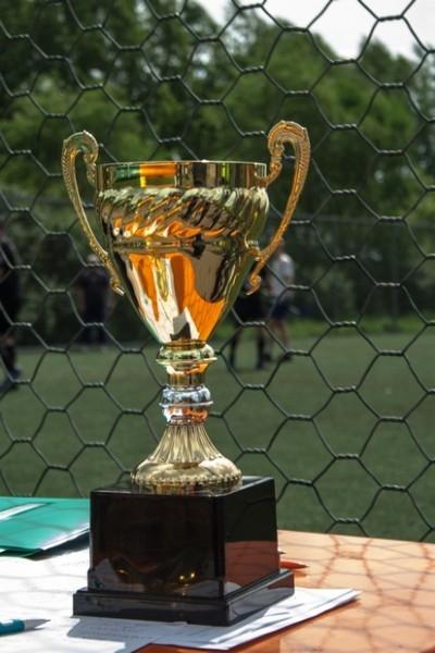 Вот такой кубок получит победитель в каждом виде спорта