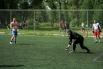 Чтобы не пропустить мяч нужно быть очень внимательным