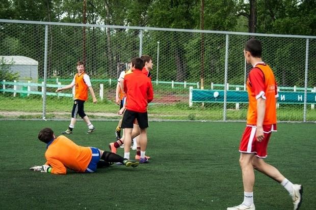 Падения в спорте - зрелище не для слабонервных