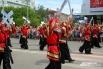 Парад - одно из массовых мероприятий, которое объединяет город