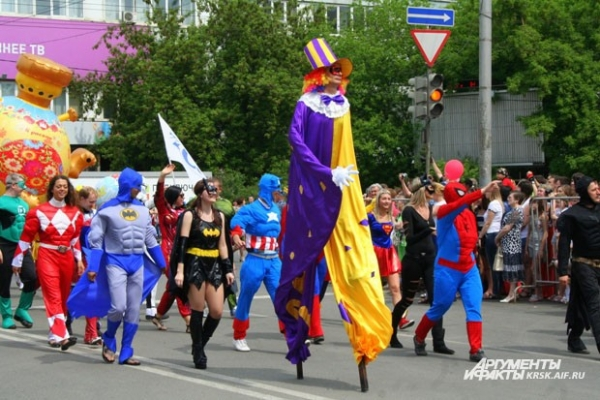 Лига супергероев