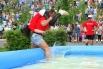 Сложнейшим препятствием на дистанции был бассейн
