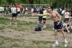 Корреспондент заметил еще один вид спорта - фрисби