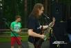 Концерт на лесной поляне - один из лучших вариантов провести выходной.