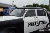Ретро-автомобиль для фотографирования от Mazda