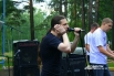 Выступление группы «Rock Base» ознаменовалось патриотическими мотивами, особенно в песне «Сибирь»
