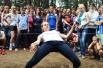 Лимбо - вид спорта, в полной степени открывающий способности летнешкольников к сопереживанию